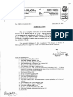 Ordinance Ac 9 Notification 2011december23