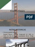 Pontes Pênseis t1
