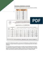 Proyección para concretos según edad - UNPRG