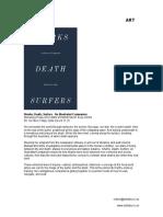 Sharks Death Surfers - Melissa McCarthty