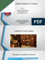 Jurisdicción y Competencia en El Ordenamiento Penal Acusatorio de La Ley 906 Del 2004