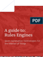 A Guide to Rules Engines
