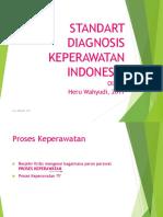 Diagnosa Keperawatan SDKI