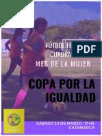 Copa por la Igualdad