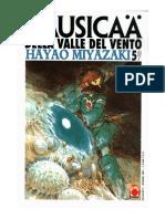 Nausicaa della valle del vento - Volume 5