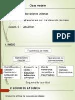 Clase Modelo Adsorción