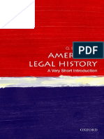 American-Legal-History-A-Very-Short-Introduction.pdf