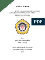 Tugas Review Jurnal Psikologi Industri dan Organisasi.docx