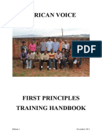 African Voice - First Principles Training Guide (2012 Ed 1).pdf