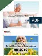 3-Colloquium Pensioenen 26 Oktober 2010 -Marc de Vos