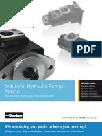 Denison Vane Pumps _ T6DCC _ Datasheet T6 Series.pdf