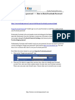 very good ! Forgot Facebook password - How to Hack Facebook Password.pdf