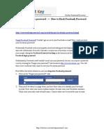 very good ! Forgot Facebook password - How to Hack Facebook Password.pdf