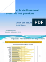 5-Colloquium Pensioenen 26 Oktober 2010 -Xavier Larnaudie Eiffel