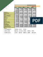 Ejemplo de Elaboracion Plan Tesoreria Con Excel