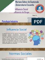 Presentación I(Nfluencia