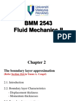 Chapter 2 Boundary Layer