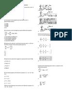 Basic Engineering Correlation (Admath)
