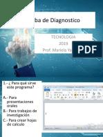 TEC Prueba de Diagnostico