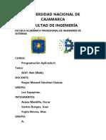 Ado.Net -Grupo Sayayines.docx