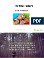 youth Nutrition in Sport