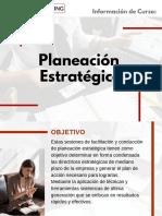 Curso Planeación Estratégica
