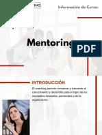 Curso de Mentoring