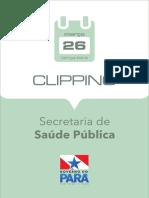 2019.03.26 - Clipping Eletrônico
