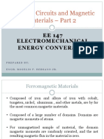 Magnetic Circuits and Magnetic Materials Part 2