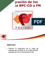 Presentacion BPC CO FM