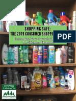 2019 Consumer Shopping Guide 1,4 Dioxane