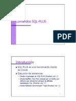 SQL Comandos PDF