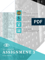 Copy of Assignment 3. Visual Design