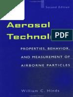Aerosol Technology - William C. Hinds