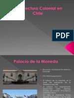 Arquitectura Colonial en Chile