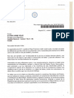 Prs-183-2019 Comunicación Senador Uribe