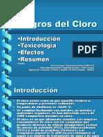05-10-13 Peligros Del Cloro - D . Quiñones