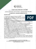 Aux Administrativo 2006
