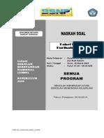 SOAL USBN PAI SMASMK KURIKULUM 2006 TAHUN 2018-2019 OK.docx