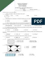 Fourth Quarter Periodical Test Math 5.docx