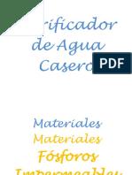 Purificador de Agua Casero.docx