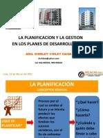 Planificación y Gestión de Planes de Desarrollo Local.ppt