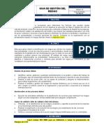 Procedimiento para la identificación de riesgos y oportunidades.doc