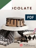 eBook Chocolate Maria Lunarillos