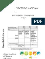 Centrales de Generación