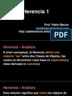 Herencia - programacion java