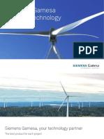 Siemens Gamesa Onshore Product Portfolio En