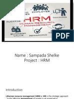 sampada shelke - HRM