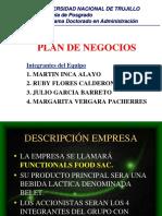 Exposicion Final - Plan de Negocio