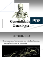 osteologia generalidades